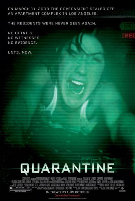 Poster filem Quarantine