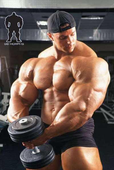 Extreme Bodybuilding + Extreme Steroid usage   aDi, iMee