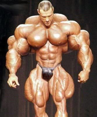 The most Extreme Bodybuilder Ever InThe World